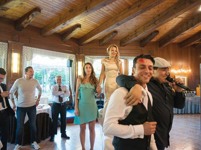 Il matrimonio di Fabio e Giulia a Rivoli, Torino 96