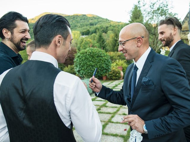Il matrimonio di Fabio e Giulia a Rivoli, Torino 127