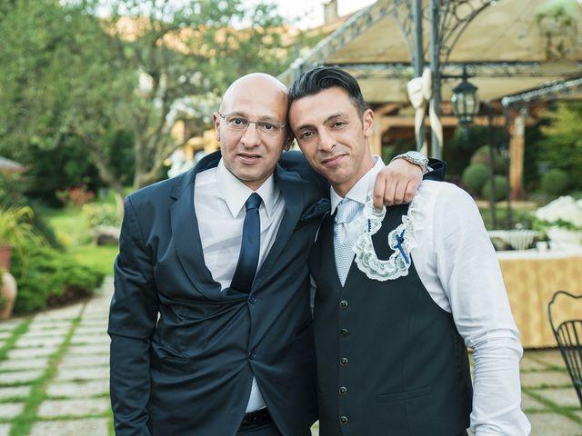 Il matrimonio di Fabio e Giulia a Rivoli, Torino 128