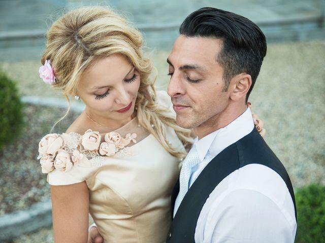Il matrimonio di Fabio e Giulia a Rivoli, Torino 133