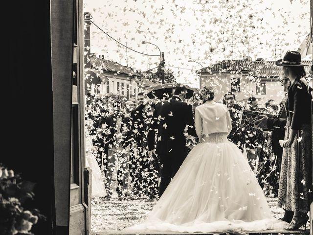Il matrimonio di Stefano e Chiara  a Olevano di Lomellina, Pavia 10