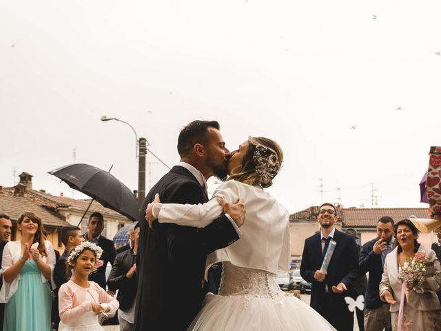 Il matrimonio di Stefano e Chiara  a Olevano di Lomellina, Pavia 11