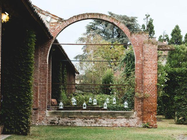 Il matrimonio di Stefano e Chiara  a Olevano di Lomellina, Pavia 13