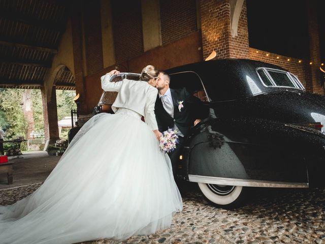 Il matrimonio di Stefano e Chiara  a Olevano di Lomellina, Pavia 15