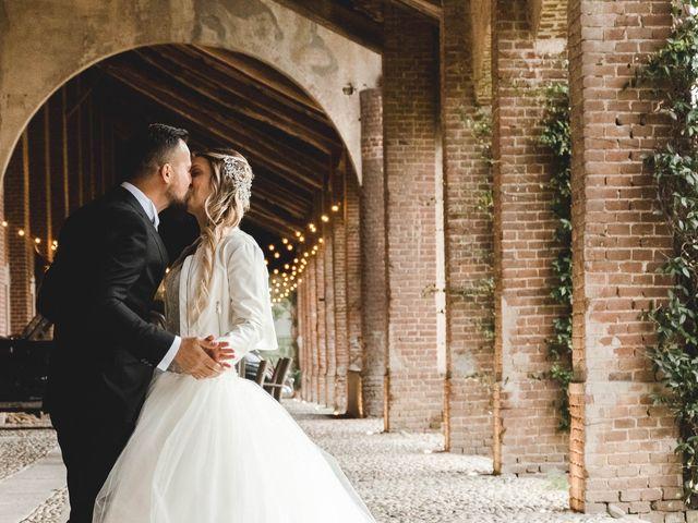 Il matrimonio di Stefano e Chiara  a Olevano di Lomellina, Pavia 16