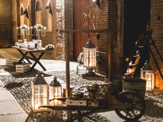 Il matrimonio di Stefano e Chiara  a Olevano di Lomellina, Pavia 23