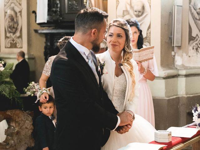 Il matrimonio di Stefano e Chiara  a Olevano di Lomellina, Pavia 29