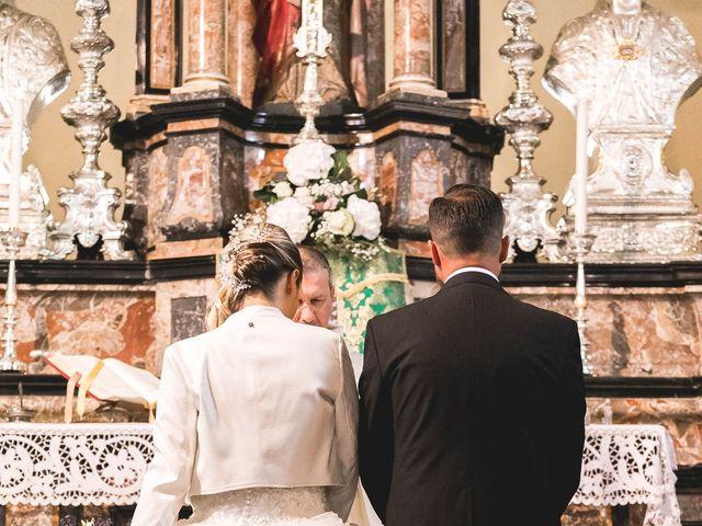 Il matrimonio di Stefano e Chiara  a Olevano di Lomellina, Pavia 31