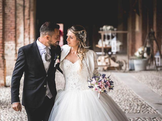 Il matrimonio di Stefano e Chiara  a Olevano di Lomellina, Pavia 35