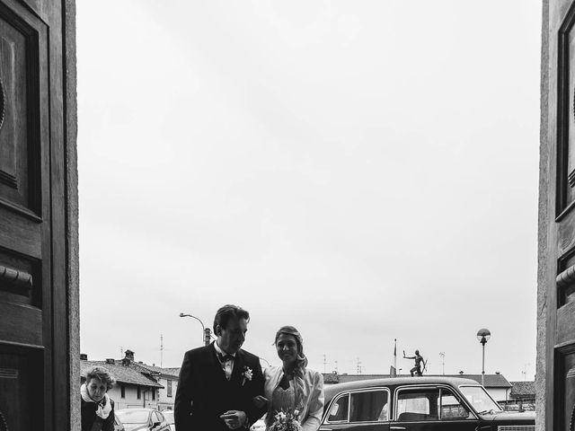 Il matrimonio di Stefano e Chiara  a Olevano di Lomellina, Pavia 65
