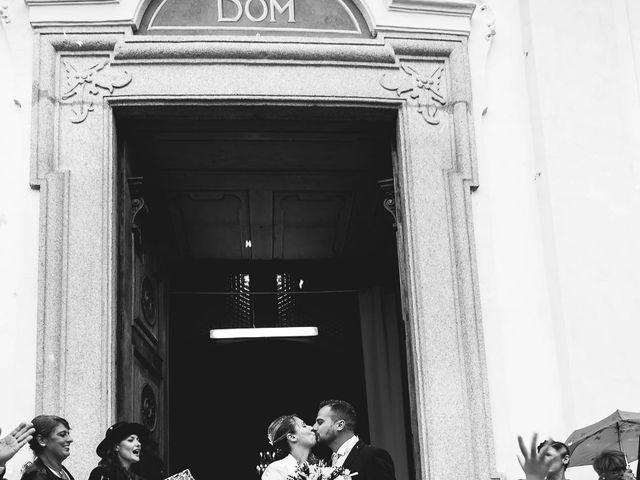 Il matrimonio di Stefano e Chiara  a Olevano di Lomellina, Pavia 69