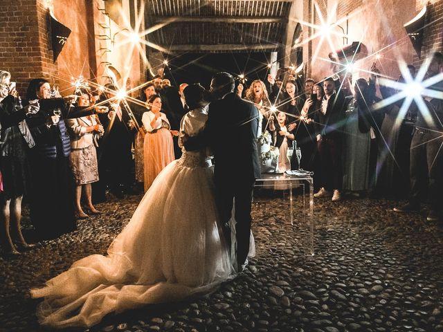 Il matrimonio di Stefano e Chiara  a Olevano di Lomellina, Pavia 76