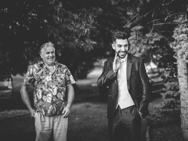 Il matrimonio di Mirko e Francesca a Cocconato, Asti 4
