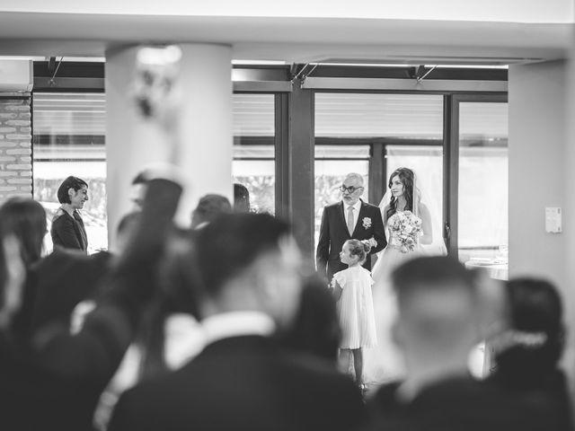 Il matrimonio di Mirko e Francesca a Cocconato, Asti 11