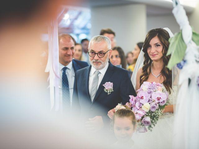 Il matrimonio di Mirko e Francesca a Cocconato, Asti 13