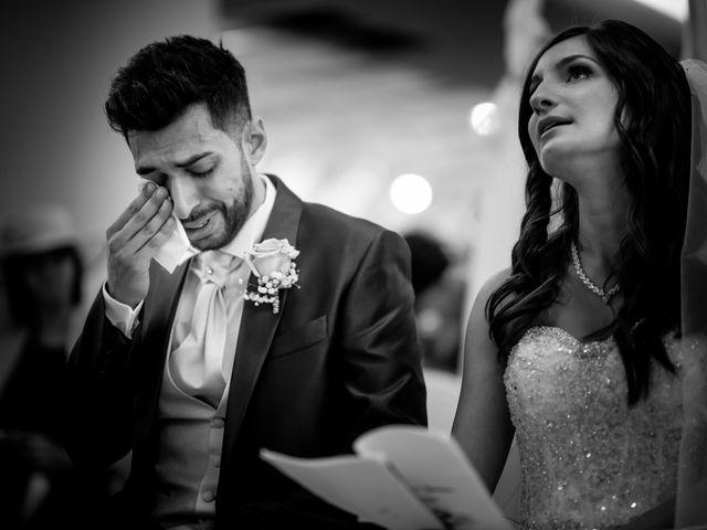 Il matrimonio di Mirko e Francesca a Cocconato, Asti 14