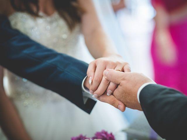 Il matrimonio di Mirko e Francesca a Cocconato, Asti 15