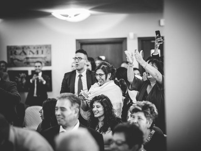 Il matrimonio di Mirko e Francesca a Cocconato, Asti 16