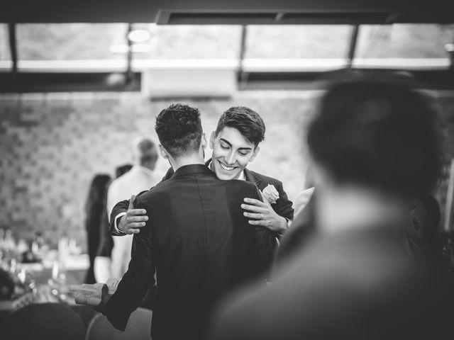 Il matrimonio di Mirko e Francesca a Cocconato, Asti 17