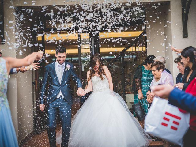 Il matrimonio di Mirko e Francesca a Cocconato, Asti 18