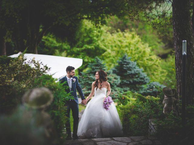 Il matrimonio di Mirko e Francesca a Cocconato, Asti 20