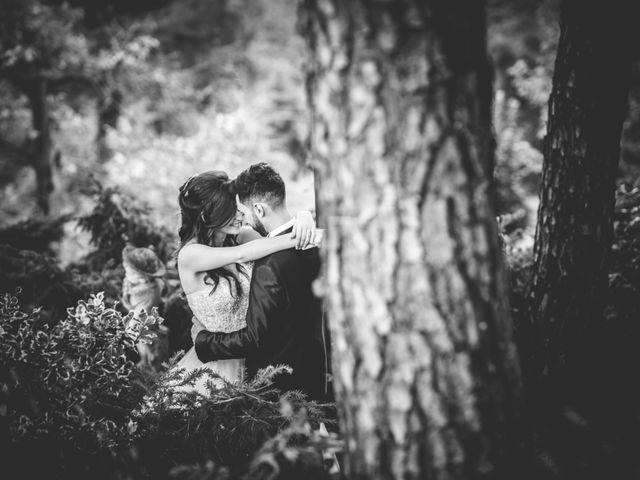 Il matrimonio di Mirko e Francesca a Cocconato, Asti 23