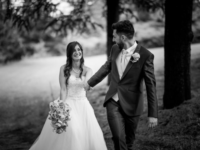 Il matrimonio di Mirko e Francesca a Cocconato, Asti 21