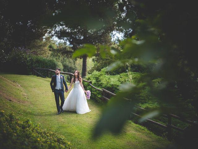 Il matrimonio di Mirko e Francesca a Cocconato, Asti 27