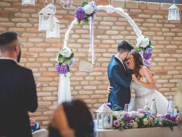 Il matrimonio di Mirko e Francesca a Cocconato, Asti 33
