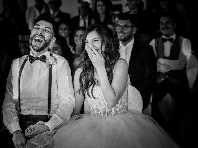 Il matrimonio di Mirko e Francesca a Cocconato, Asti 37