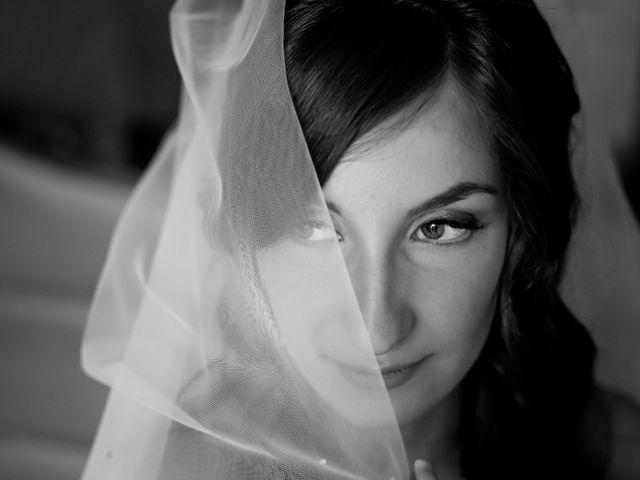 Il matrimonio di Mirko e Francesca a Cocconato, Asti 10