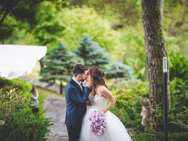 Il matrimonio di Mirko e Francesca a Cocconato, Asti 22