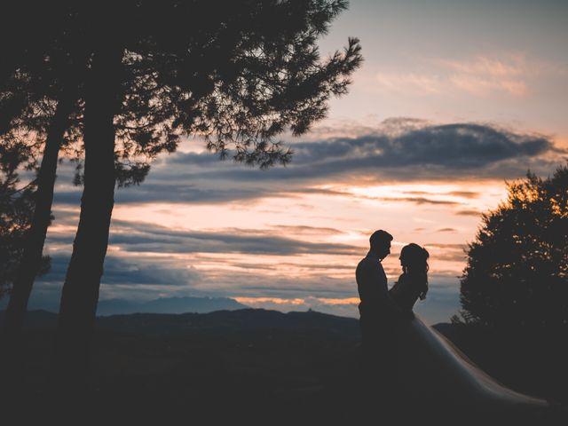Il matrimonio di Mirko e Francesca a Cocconato, Asti 2