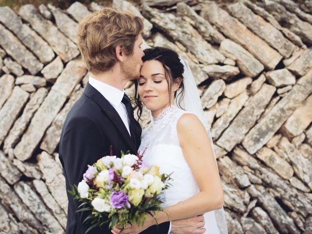 le nozze di Giulia e Thomas