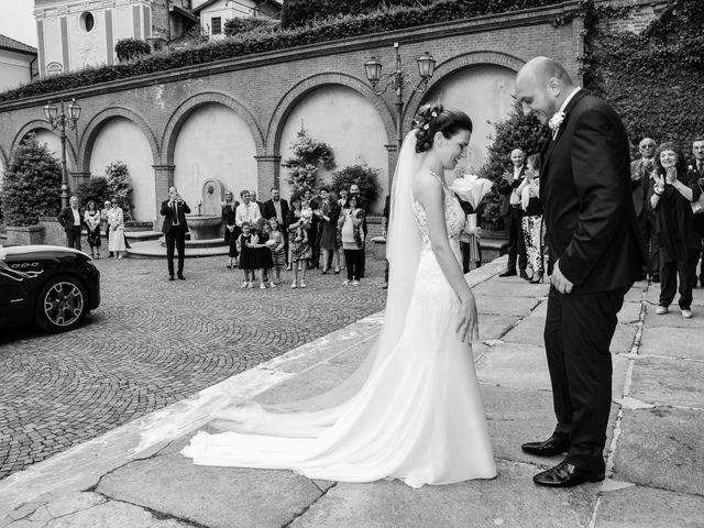 Il matrimonio di Massimo e Chiara a Trinità, Cuneo 3