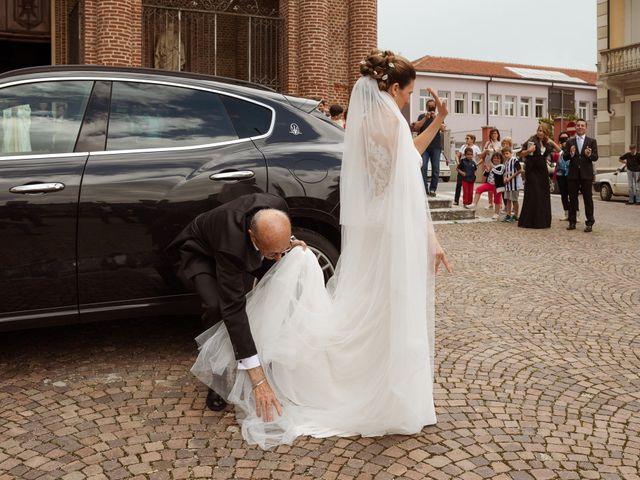 Il matrimonio di Massimo e Chiara a Trinità, Cuneo 8