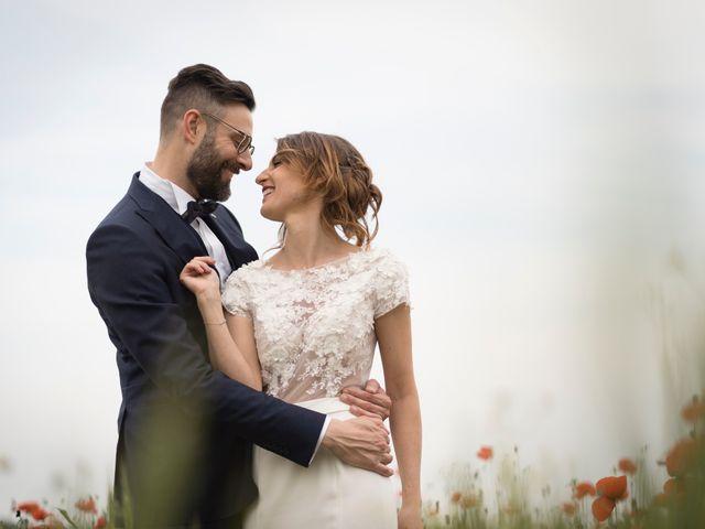 Le nozze di Brenda e Matteo