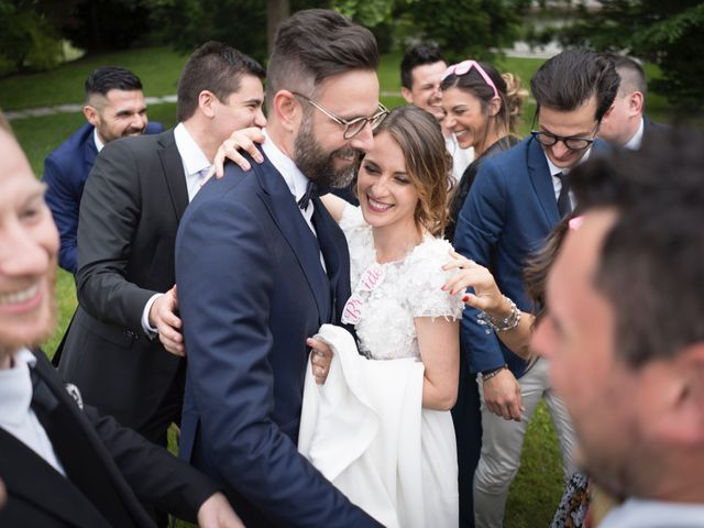 Il matrimonio di Matteo e Brenda a Treviso, Treviso 40