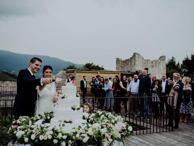 Le nozze di Arianna e Nicola