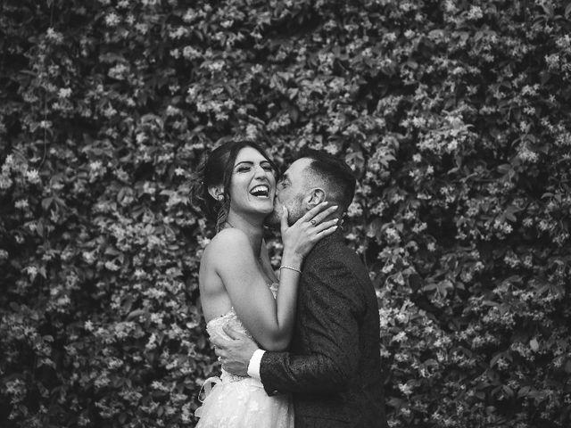 Le nozze di Chiara e Michael