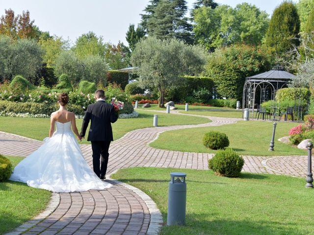 Il matrimonio di Paolo e Valentina a Brescia, Brescia 47