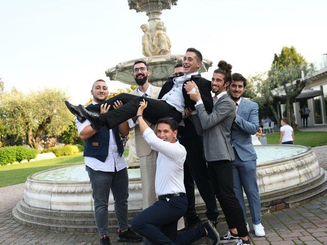 Il matrimonio di Paolo e Valentina a Brescia, Brescia 52