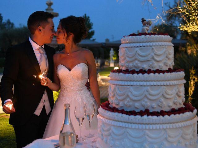 Il matrimonio di Paolo e Valentina a Brescia, Brescia 58
