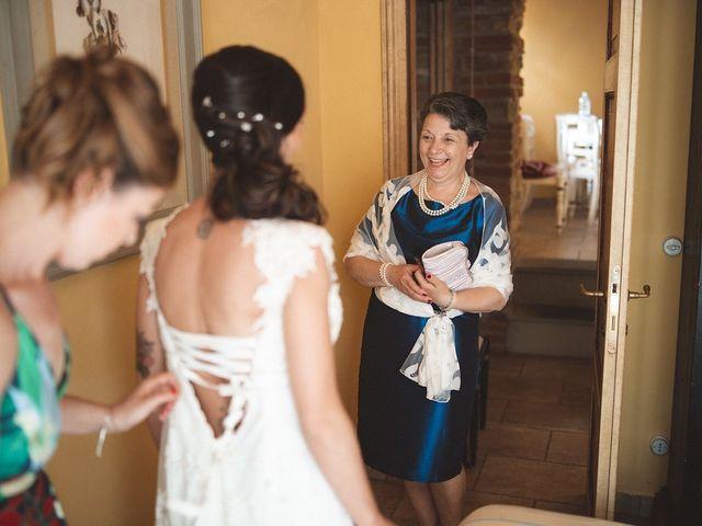 Il matrimonio di Matteo e Elisabetta a Impruneta, Firenze 23
