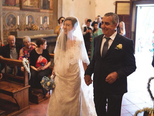 Il matrimonio di Matteo e Elisabetta a Impruneta, Firenze 29