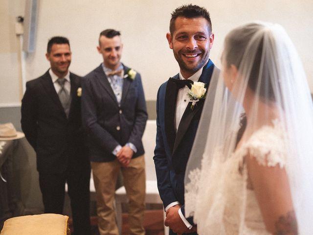 Il matrimonio di Matteo e Elisabetta a Impruneta, Firenze 30