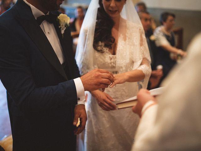 Il matrimonio di Matteo e Elisabetta a Impruneta, Firenze 35