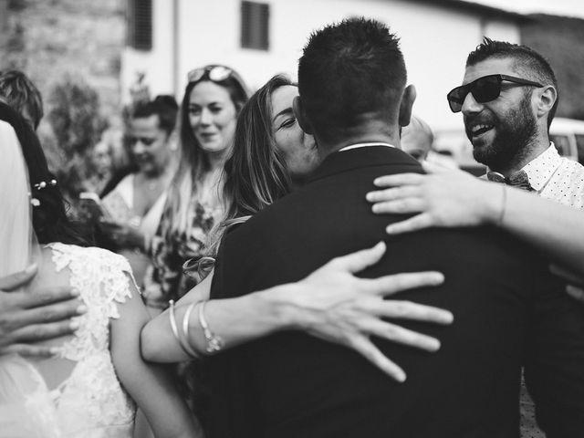 Il matrimonio di Matteo e Elisabetta a Impruneta, Firenze 39