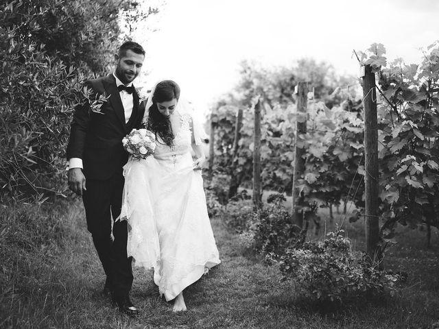 Il matrimonio di Matteo e Elisabetta a Impruneta, Firenze 43