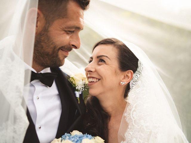 Il matrimonio di Matteo e Elisabetta a Impruneta, Firenze 44